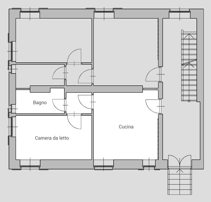Appartamento 2 - Yukon